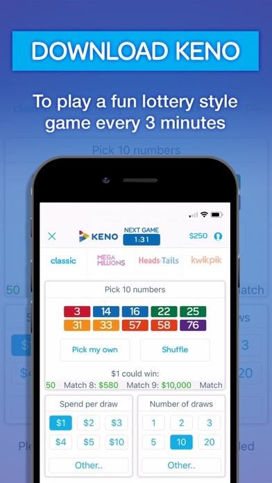 Download Keno - Let's Play for Pc