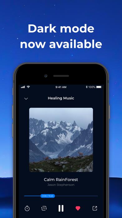 ShutEye: Sleep Tracker, Sounds Screenshot