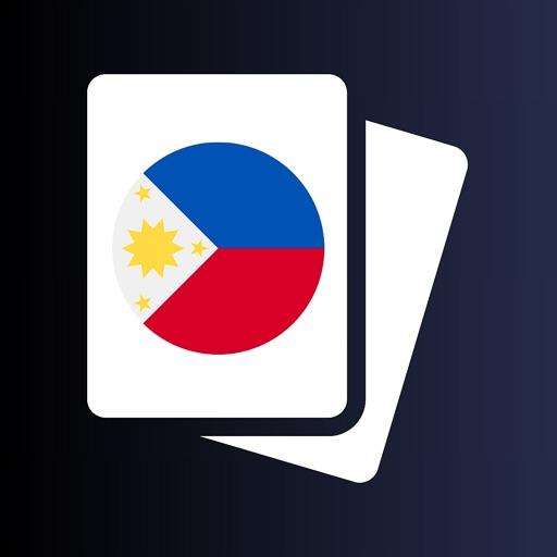 タガログ語単語 フラッシュカード&クイズ