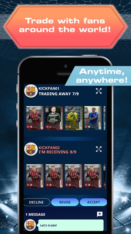 TOPPS® KICK® Card Trader screenshot-1