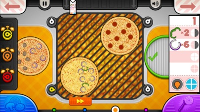 Screenshot for Papa's Pizzeria To Go! in United States App Store