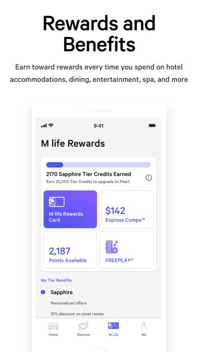 Mgm Resorts International review screenshots