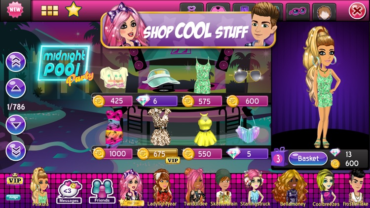 MovieStarPlanet screenshot-3