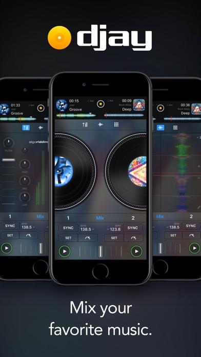 djay - DJ App & Mixer
