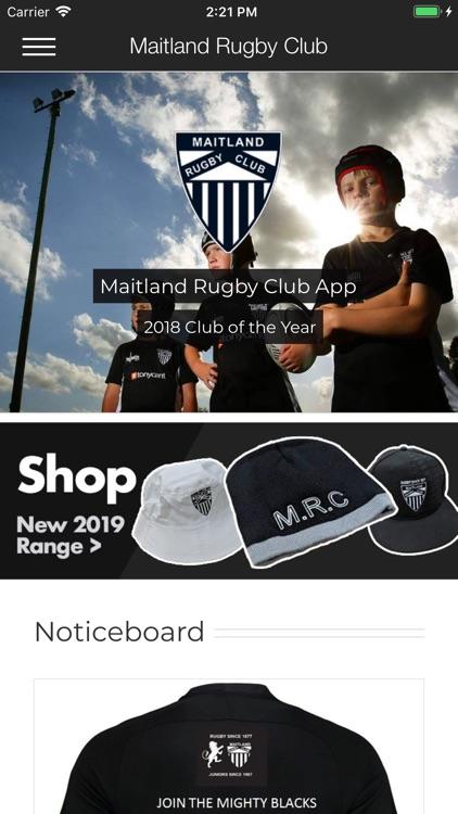 Maitland Rugby Club