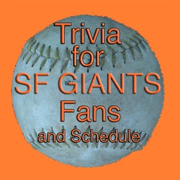 Trivia Game for SF Giants fans
