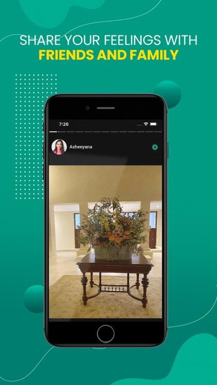 ConnectSocial: Secure Network screenshot-4