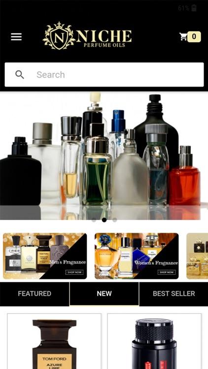 Niche Perfume Oils by Om Vishwakarma