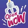 本物のクレーンゲーム「オープンワウ」