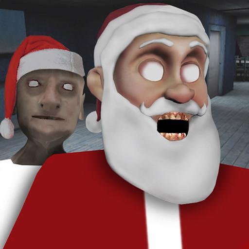 Granny Santa Claus Mod