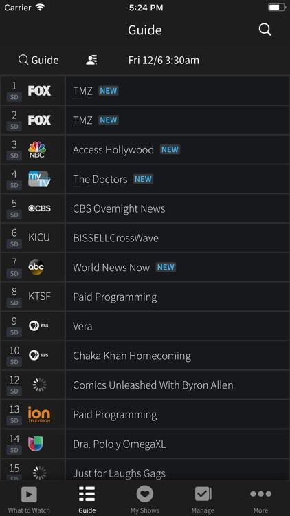 TiVo screenshot-2