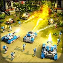 Art Of War 3:RTS Strategy Game