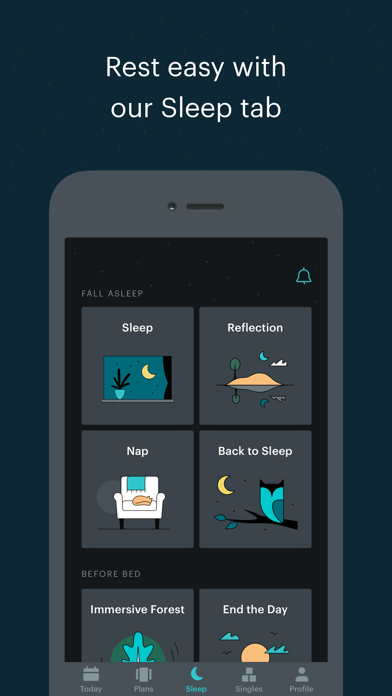 Balance: Meditation & Sleep screenshot