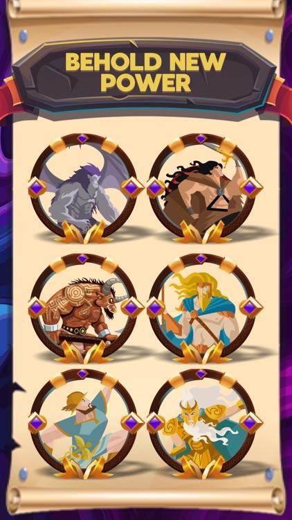 Merge Fantasy Champions screenshot-3