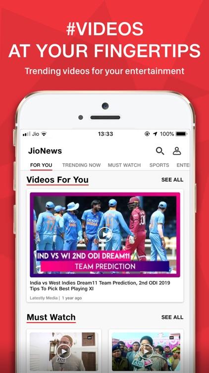 JioNews screenshot-4