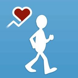 iWalker Tracker + Heart Rate