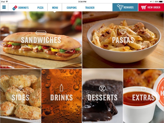 Domino S Pizza Usa On The App Store