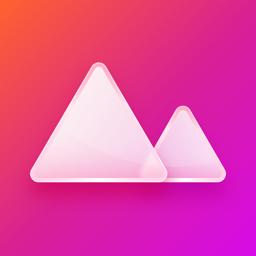 Ícone do app Darkroom: Edite foto e vídeo