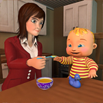 maman virtuelle: sim famille d на пк