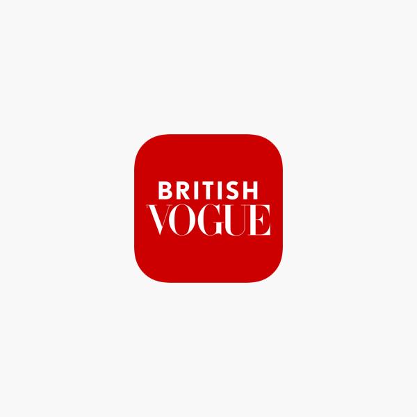 British Vogue on the App Store