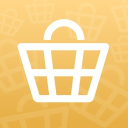 Easy grocery shopping list app
