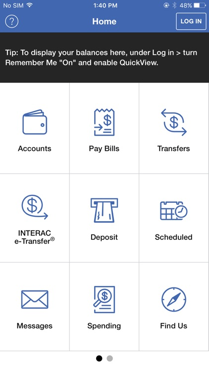 Biggar Credit Union Mobile App