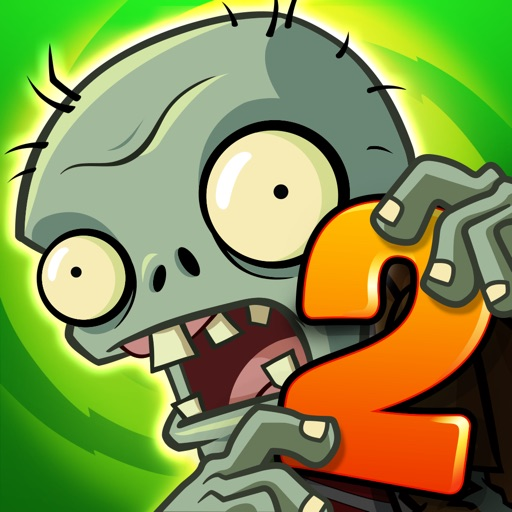 Roses Are Red, Violets Are Fighting a Zombie Horde - Plants vs. Zombies 2 Gets Valenbrainz.