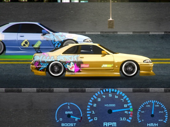 JDM Tuner Racing - Drag Race screenshot 7