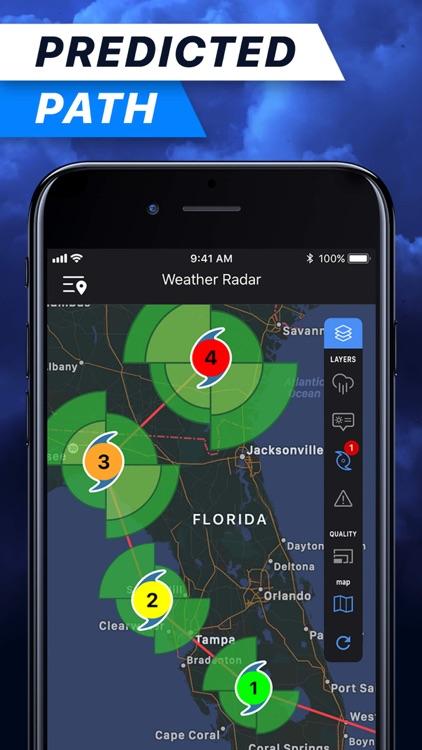 Weather Radar° screenshot-3