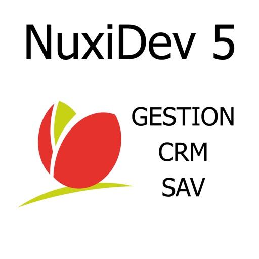 NuxiDev 5 Gestion CRM SAV