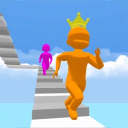Stair Race 3D Runner