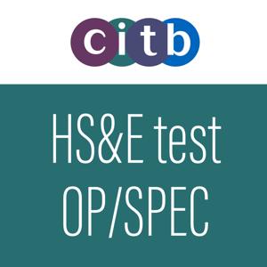 CITB Op/Spec HS&E test 2018 - Education app