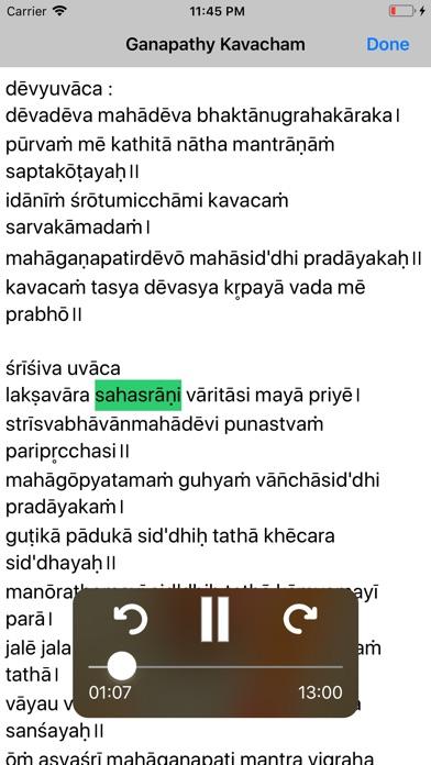 Screenshots for Kavacha Manjari