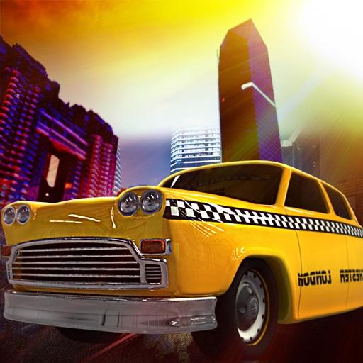 такси такси мания: Нью-Йорк сумасшедшие скорости ночь - бесплатная версия