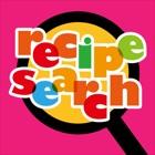 Recherche de recettes icon