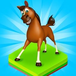 Merge Horses Racing Adventures