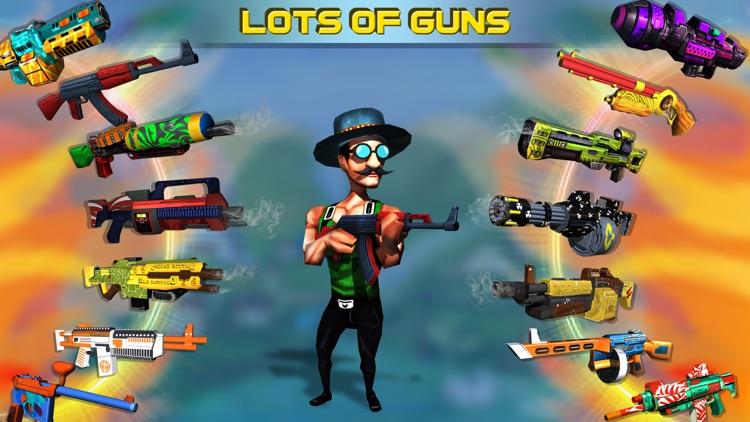 Mini Shooters Battleground