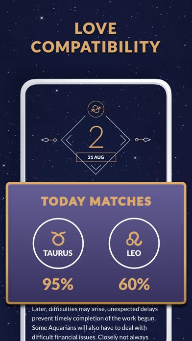 Horoscope 2019 and Palm Reader Screenshot