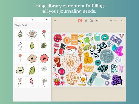 Zinnia Journal & Planner screenshot 5