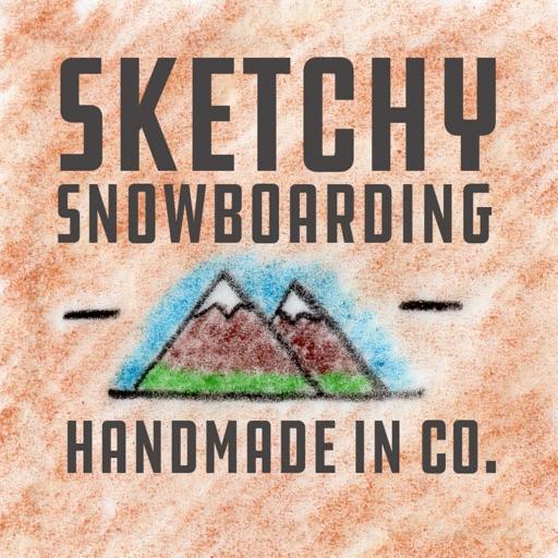 Sketchy Snowboarding