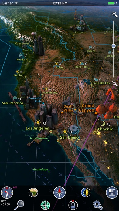 Screenshot #7 for Earth 3D - World Atlas