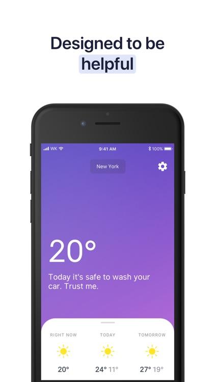 WeatherKit - Weather Forecasts screenshot-0