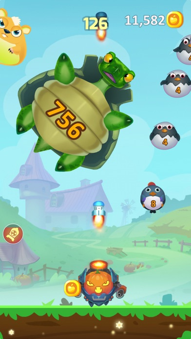 Screenshot for Funny Farm Blast in Dominican Republic App Store