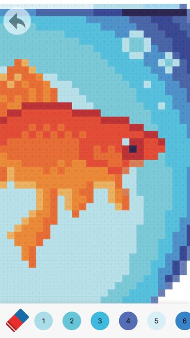 Pixelmania - 大人のための塗り絵のおすすめ画像3