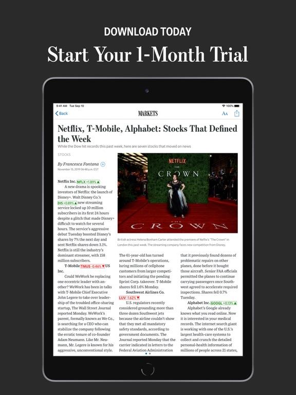 The Wall Street Journal.のおすすめ画像5