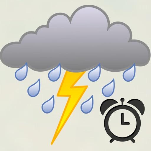 Weather Alarm منبه الطقس والجو