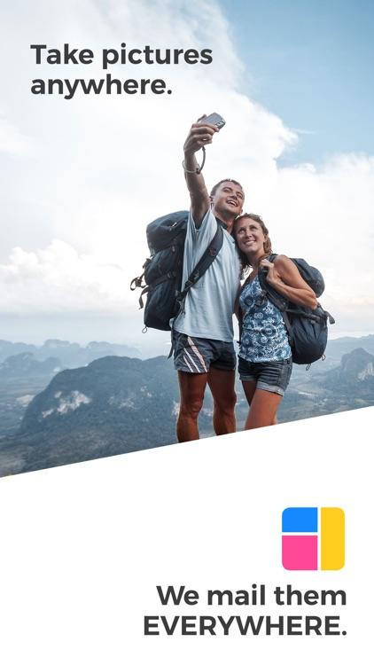 MyPostcard Postcard App screenshot-5