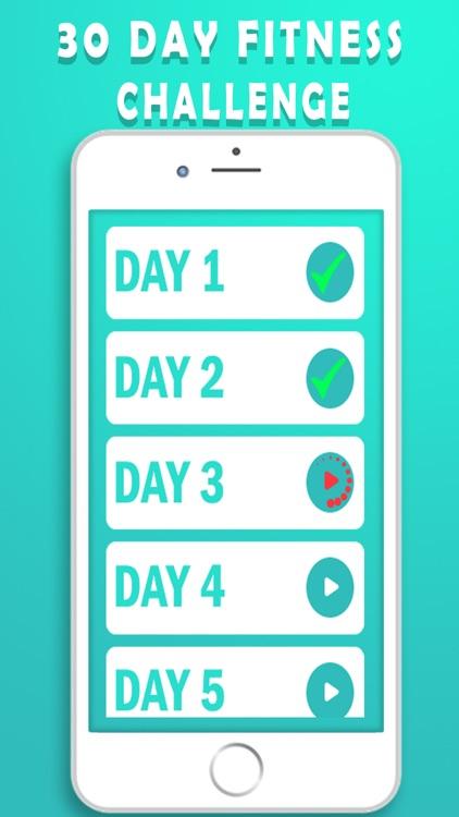 Women Workout: 30 Day Fitness screenshot-4