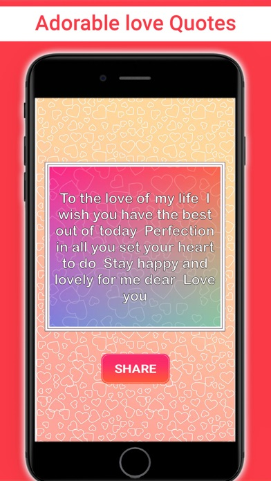Screenshot for Love Romance GIFs & Greetings in United States App Store