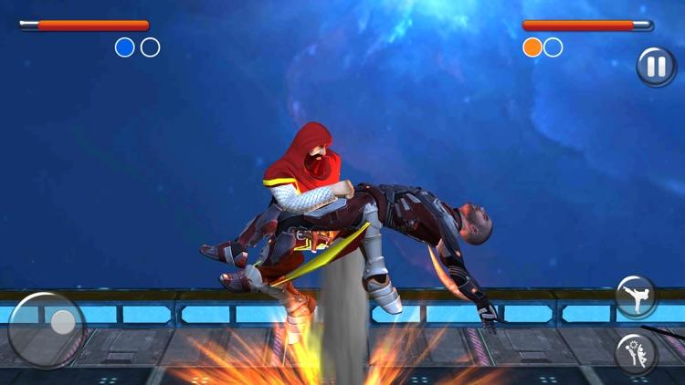 Super Hero Fighting Legends screenshot-3